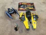 Lego Star Wars 7256 Jedi