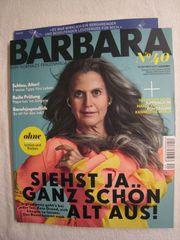 NEU ungelesen Frauenmagazin BARBARA Nr