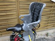 Fahrradsitz Römer Jockey classic grau