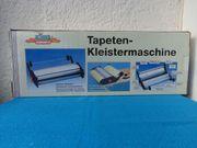 Tapeten-Kleistermaschine King Craft unbenutzt