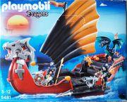Playmobil Set 5481 DRACHEN-KAMPFSCHIFF
