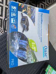 Filterpumpe für Teich von Oase -
