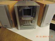 Stereoanlage Panasonic SC-PM 25 mit