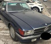 Mercedes Benz R 107 300