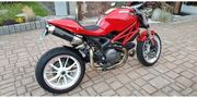 Ducati Monster 1100 evo Einzelstück