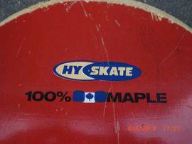 Skaten, Rollen - HY Skate Board