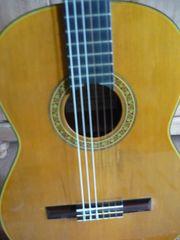 Klassische Gitarre Konzertgitarre 4 4
