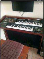 Elektronische Orgel Yamaha MC 400