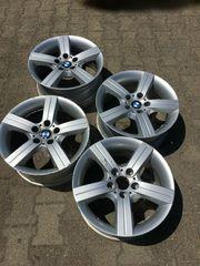 4 Orig BMW Alufelgen Styling