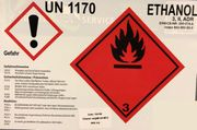 Ethanol 96 400 Liter IBC
