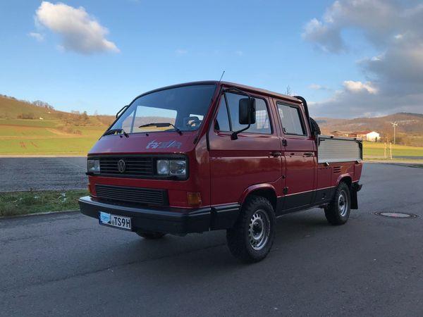 VW Bus T3 DoKa Tristar