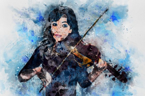 Musikunterricht Viola und Violine