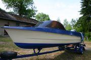 Motorboot Sportboot Anglerboot IBIS mit