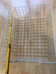 IKEA Einschubkörbe beige für Schrank