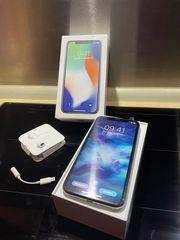 iPhone X 256 GB OVP
