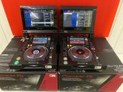 2x CDJ Tour1 DJ Decks