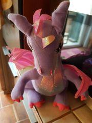 Mattel Drachen mit beweglichen Flügel