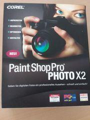 Bildbearbeitung Paint Shop Pro