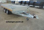 PKW Anhänger 2700 kg 4