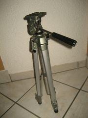 3 Bein Kamera-Stativ mit Teleskopauszug