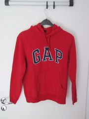 GAP Hoodie Kaputzen sweatshirt rot