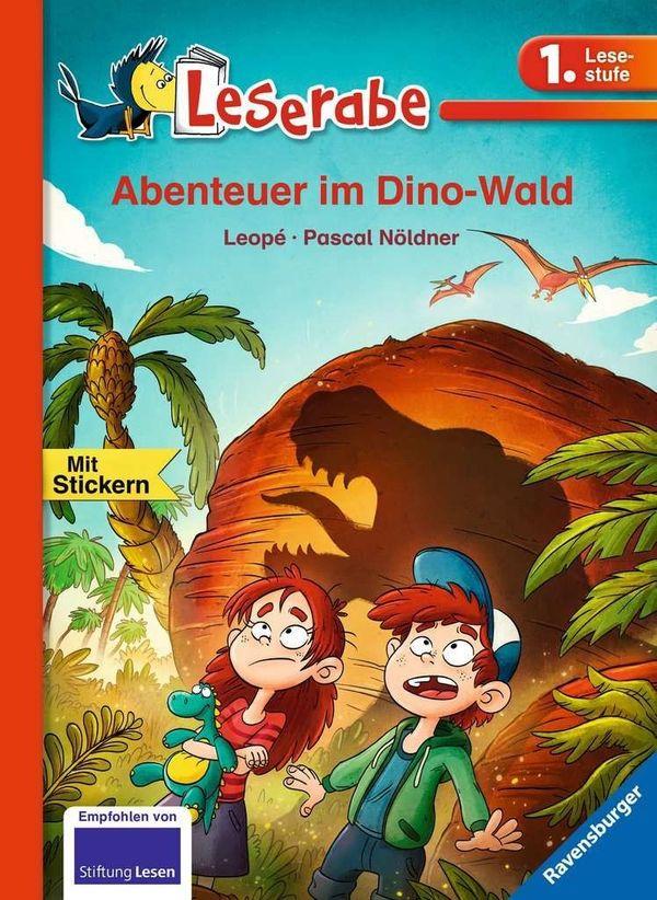 Abenteuer im Dino Wald NEU