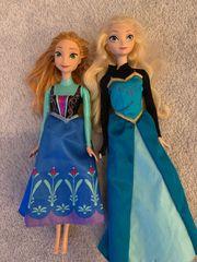Barbie Puppen Anna Elsa Frozen