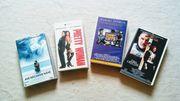 VHS Videos Spielfilme
