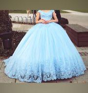 Abendkleid Brautkleid Henakleid