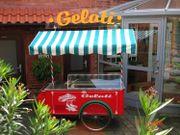 Eiswagen ISA Carrettino mobiler Eisverkauf