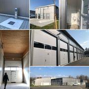 XL Garage Stellplatz für Wohnmobil