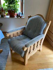 Wohnzimmer Sessel Landhausstil