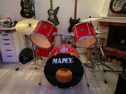 Schlagzeug Drumset Mapex Mars