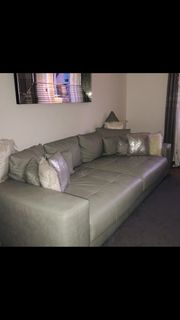 Big Sofa Leder