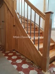Holztreppen aus Polen Treppen Verkleidung