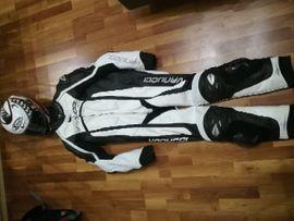 lederkombi Motorradmarkt gebraucht kaufen