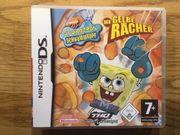 Nintendo DS Spiel - Spongebob Schwammkopf