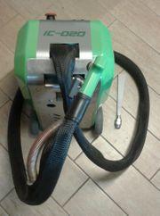 Trockeneisstrahlgerät Ic020 50 Betriebsstunden