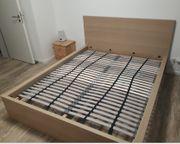 Bett Malm Ikea zu verschenken