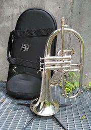 Flügelhorn John Packer Smith-Watkins-Perinetventile in
