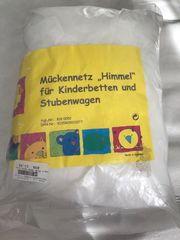 Mückennetz Himmel für Kinderbetten und