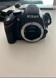 Nikon d3200 Spiegelreflex Kamera