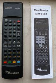 Fernbedienung König MM 9801 Maxi