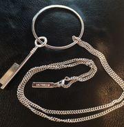 givenchy Halskette 80cm mit Anhänger