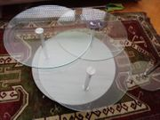 Designer Glastische