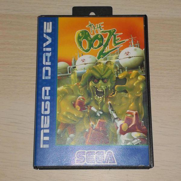 Sega Mega Drive Spiel The