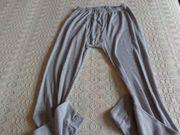 Herren-Unterhosen Leggings grau 3 Stück