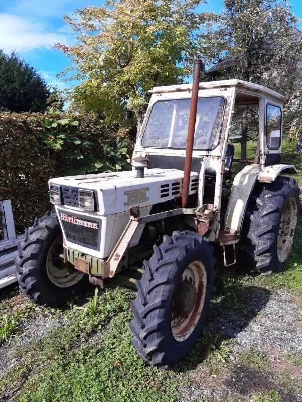 Verkaufe Traktor