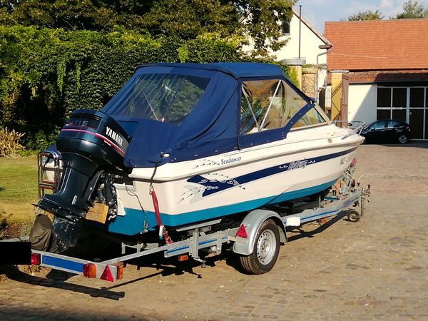 Sportboot Motorboot Hellwig Milos V585