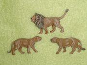 Preiser H0 1 87 Löwen